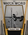 1930-08 Watch Word August 1930