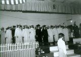 Riverview Eighth Grade Graduation 1985
