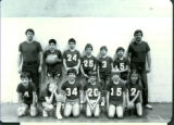 Blues Basketball Team 1984