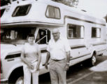 Herman and Irene Broemnle go on Vacation