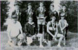 Lowpoint-Washburn Cross Country Team- 1989
