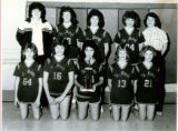 Saint Mary's Girls Volleyball Team 1986 Small Division