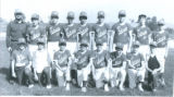 Bobcat Baseball Little Tri-County Concerence 1983