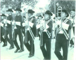 1983 Marching Redbirds win first at Pumpkin Festival