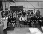 Employees of Paris Cleaners and Furriers, Inc., Springfield, Illinois.