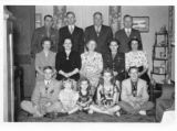 Earl and Izo Crandall and family