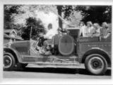Old Roselle Fire Truck