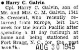 Harry C. Galvin