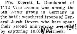 Part of the 6th Army group under General Jacob Devers that captured 10,000 Germans