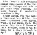 Robert transferred from Seattle, Washington to San Diego, California