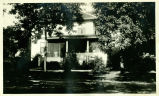 Photograph of the house at 420 S. Courtland taken early in the summer of 1924