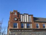 Photograph of the  Gillick Realtors building (now Koenig and Strey Realtors) in Park Ridge,...