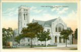 First Methodist Episcopal Church, Peoria, Ill.