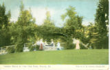 Summer House at Glen Oak Park, Peoria, Ill.  Pub. by C. R. Gibson, Peoria, Ill.