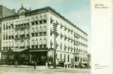 Hotel Fey, Peoria, Illinois   437   C. U. Williams, Photoette. Bloomington, Ill.