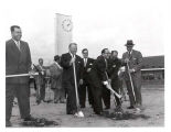 Marshall Field's Groundbreaking, exterior shot