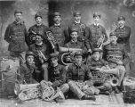 Plainfield Brass Band 1900