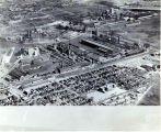 Industry - Aerial Photo of Steel Mills on the Calumet River