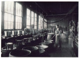 "Industry - Chicago Steel and Wire, 16"" Wet Wire Drawing Department"