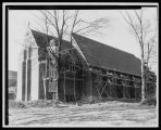 First Christian Church Under Construction