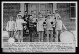 Palymra Missouri Progress Band 1901