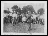 South Park Golf Course Opening May 30, 1922