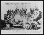 Barnum and Bailey's Circus Band Wagon
