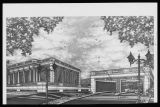 Quincy City Hall Sketch