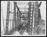 C. B. & Q. Railroad Bridge with Wagon Attachment