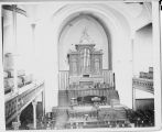 Second Congregational Church - Interior View
