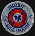 Skokie Firefighters Patch