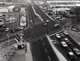 Skokie Boulevard North from Gross Point Road Photograph, 1964