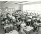 Sharp Corner School Sixth Grade Photograph, 1952