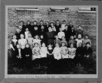 Fairview School 1907 Class Photograph