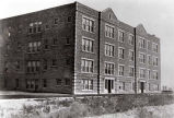 Bronx Apartment Building Photograph, 1926