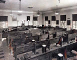 Village of Skokie Building Meeting Chamber, 1950s