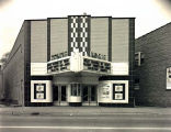 Skokie Theater Building Photograph, circa 1963