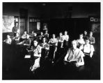 Sharp Corner School Classroom Photograph