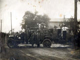 Niles Center Volunteer Fire Company Photograph, pre 1918