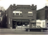 Hubers Finer Food Store Photograph, circa 1960
