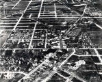 Aerial Photograph of Lincoln Avenue and Oakton Street, 1930