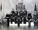 VFW Post 3854 Honor Guard Photograph, 1940s