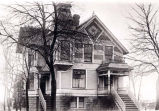 Charles Kindt Residence Photograph, 1880