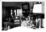 Skokie Police Department Radio Room Photograph