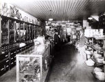 Gabel Store Interior Photograph, 1930s