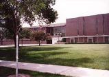 Old Orchard Junior High School Building Photograph, 1985