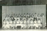 Sharp Corner School Class of 1954