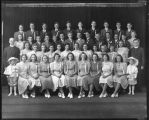 St. Peter School Class Graduation Photograph