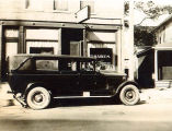Bradley and Haben Funeral Home Photograph, 1920s
