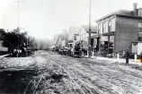 Lincoln Avenue (Main Street) South from Warren Street Photograph, circa 1900